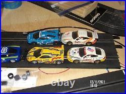 1/32 scale slot car sets