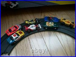 80ft EXTRA TRACK AFX Tomy SUPER Giant Raceway Track Slot Car Set Super-G cars HO