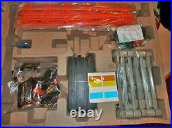 AFX Super International 4-Lane Mega G HO Slot Car Track Set withTri-Power System