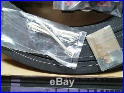 Afx Aurora Big Block Battlers Ho Slot Car Set 9117 40' Track 100% Complete