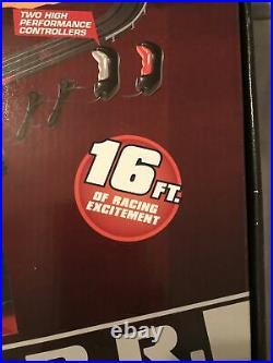 Auto World AW Knight Rider K. I. T. T. Vs K. A. R. R. 16 Ft Slot Car Track Set New