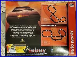 Auto World Knight Rider Slot Car Set KITT KARR HO Slot Car