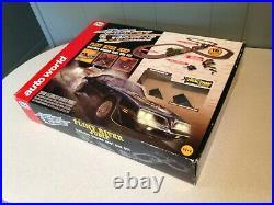 Auto World Smokey and the Bandit Slot Car Set, New, Free Shipping