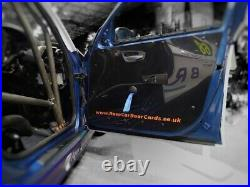BMW E87 1 SERIES Carbon Effect Full Set of 4 Door Card Panels Track Race Car