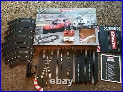 Carrera 132 Evolution Racing Legends Mega Tracks Race Slot Car Set #25184 Old