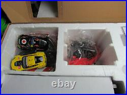 Carrera Digital 132 Corvette Race 24.93 FT. Of Track Slot Car Racing Set
