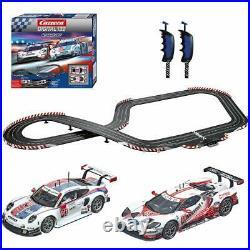 Carrera Digital 20030012 GT Face Off Digital Electric 132 Slot Car Track Set