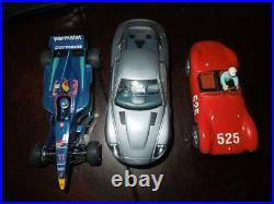 Carrera Evolution 1000 Mille Miglia 25502 Slot Car Race Track Set (Read Details)