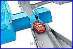 Disney Cars 3 Ultimate Florida Speedway Race Track Set Toy Lightning Mcqueen Car