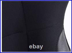 FK Black Full Bucket Sports Seat Set Pair Kit Car Van 4x4 Pickup Drift Track
