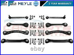 For Mercedes E Class W124 S124 Rear Lower Upper Left Right Control Arm Arms Kit