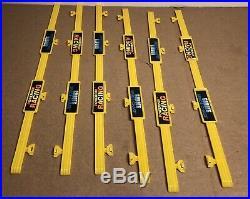 GoBots LJN Tonka SPACE CHASE Slot Car Set Race Track with Box