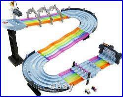 Hot Wheels Mario Kart Rainbow Road Boo Raceway Race Track Set Brand New IN HAND