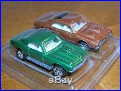 Johnny Lightning INDY ROCKET 500 TRACK SETRare Custom Camaro Charger NEW NOS