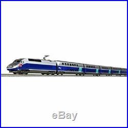 KATO N Gauge TGV Reseau Duplex 10-Car Set 10-1529 with Tracking NEW