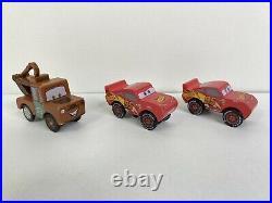 Kidkraft Disney Pixar Cars Wooden Track Radiator Springs Set Lightning McQueen