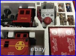 L. G. B. 92430 Train Set -Tracks Loco Cars for G scale Train Layout