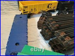 Lionel Railroad 027 Scale Tested Train SetEngine, Cars, Caboose, Track, Transformer