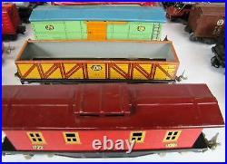 Lot of Vintage 1930's Lionel O Gauge Train Set- Engines, Cars, Transformers, Tracks