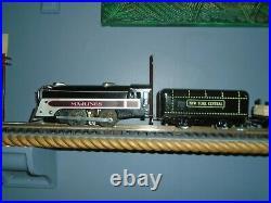 Marx Tin Train 1940 Marlines Set & Box High Collector Grade Condition Truck Car