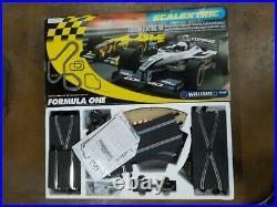 N Scalextric Formula One Slot Car Track Set C1065T Jordan Honda & Williams BMW