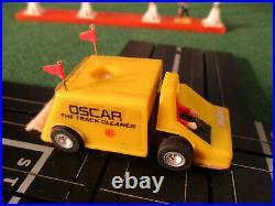 NMINT AJ's Oscar Track Cleaner T Jet Aurora AFX Tyco Race Track Set Slot Car