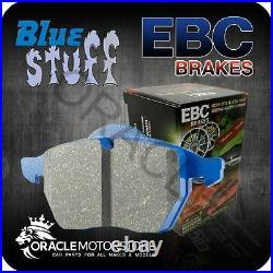 New Ebc Bluestuff Rear Brake Pads Set Track / Race Pads Oe Quality Dp51193ndx
