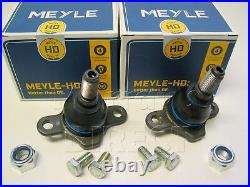 PAIR of MEYLE HD 4 Year Lower Ball Joints VW T4 Transporter & Camper Van 92-96