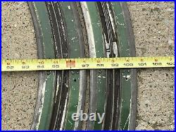 Rare Early 1900s Lionel #85 Race Car Track Double Oval 16 Curves 16 Straight