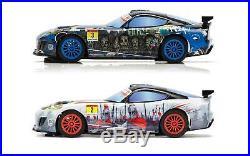 Scalextric C1379 Urban Outrun GT Zombie / GT Spartan 1/32 Slot Car / Track Set