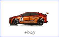 Scalextric C1401 I-Pace Challenge Jaguar Blue vs Orange 132 Slot Car /Track Set