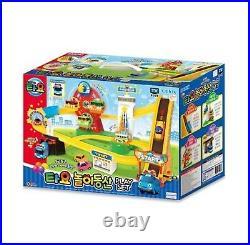 The Little Bus TAYO Amusement Thema Park Fun Kids Children Toy Play Set