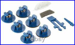 Tomix 6425 Track Cleaning Car (Blue) with Optional Supplies Set (N scale) F/S
