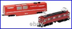 Tomix 6425 Track Cleaning Car Set Schienenreinigungswagen mit Elektrolok Japan