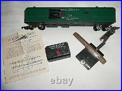 VIN. Gilbert American Flyer3/16 Scale Train Set Transformer Cars Track WithEX PARTS